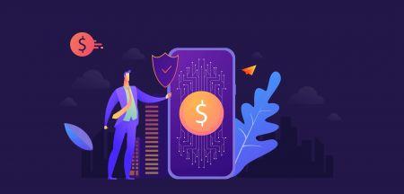 Cara Masuk dan Menyetor Uang di ExpertOption